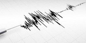 Akdeniz'de 5.3 büyüklüğünde deprem