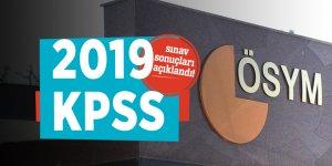 2019 KPSS sınav sonuçları açıklandı!