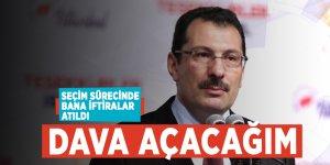 Ali İhsan Yavuz açıkladı: Seçim sürecinde bana iftiralar atıldı ,dava açacağım!