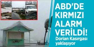 ABD'de kırmızı alarm verildi! Dorian Kasırgası yaklaşıyor