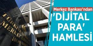 Merkez Bankası'ndan 'dijital para' hamlesi