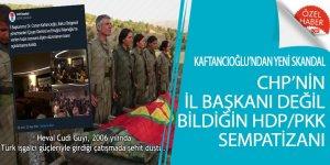 Kaftancıoğlu o PKK belgeselini de desteklemiş! CHP'nin İl Başkanı değil HDP/PKK sempatizanı gibi
