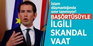 İslam düşmanlığında sınır tanımıyor! Başörtüsüyle ilgili skandal vaat