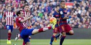 Ardalı Barcelona Atletico'ya acımadı!