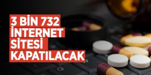 Sağlık Bakanlığı'ndan 3 bin 732 internet sitesi için 'engelleme' başvurusu