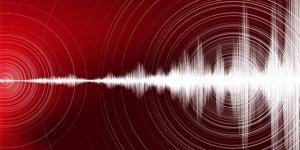 Bir deprem haberide Çanakkale'den geldi!