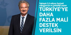 Jean Asselborn: Türkiye'ye daha fazla mali destek verilsin