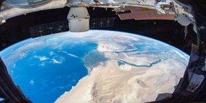 NASA'dan dikkat çeken Türkiye paylaşımı