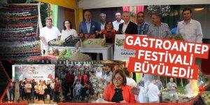 GastroAntep festivali büyüledi!