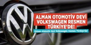 Alman otomotiv devi Volkswagen resmen Türkiye'de! İşte şirketin merkezi...