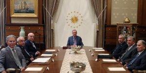 Cumhurbaşkanlığı Yüksek istişare Kurulu toplantısı başladı