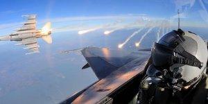 TSK'dan sınır ötesine hava harekatı!