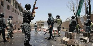 Afganistan'da feci patlama! 6 ölü