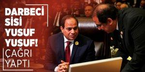 Darbeci Sisi'yi korku sardı! Arap Birliği'ne çağrı yaptı