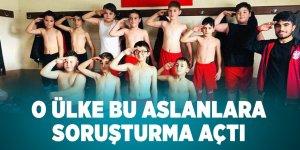 Belçika 9 yaşındaki çocukların asker selamına soruşturma açtı!