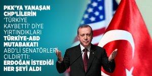 PKK'ya yanaşan CHP'lilerin 'Türkiye kaybetti' diye yırtındıkları Türkiye-ABD mutabakatı ABD'li senatörleri çıldırttı: Erdoğan istediği her şeyi aldı
