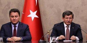 Yeni parti kuracak Babacan ve Davutoğlu'nun oy oranı ortaya çıktı