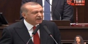 TBMM TV Cumhurbaşkanı Erdoğan'ın konuşmasını kesip PKK'nın sesi HDP'nin toplantısını verdi