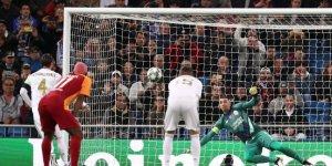 Galatasaray Real Madrid karşısında büyük bir hezimet yaşadı: 6-0