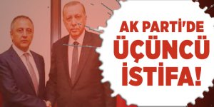 AK Parti'de istifa üstüne istifa! Üçüncü istifa da Kırşehir'den gelecek!