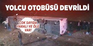 Aksaray'da facia gibi kaza: Çok sayıda ölü ve yaralı var