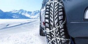 Zorunlu kış lastiği kuralına uymayanlar dikkat: 625 lira ceza kesilecek!