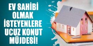 Bakan Kurum'dan ev sahibi olmak isteyenlere ucuz konut müjdesi!