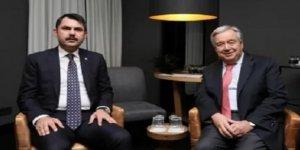 Bakan açıkladı: BM, Türkiye'yi destekliyor
