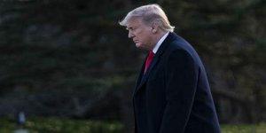 Trump'tan çok kritik hamle! Davos'a gitti...