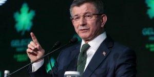 Gelecek Partisi Genel Başkanı Davutoğlu'ndan önemli açıklamalar!