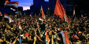 Protestolar yeniden şiddetlendi