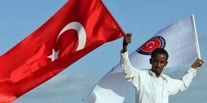 Somali halkı Türkiye'yi savundu