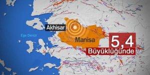 Manisa'daki deprem sonrası uzmanlardan ilk değerlendirme