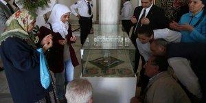 Etnografya Müzesi'nde Sakal-ı Şerif sergisi açıldı