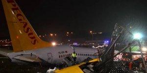 Sabiha Gökçen'deki uçak kazasının ardından tutuklanan kaptan pilotun ifadesi ortaya çıktı