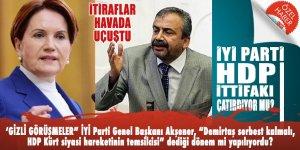 HDP'li Önder'den şok itiraflar: İYİ Parti ile HDP arasındaki 'gizli ittifak' bitiyor mu?