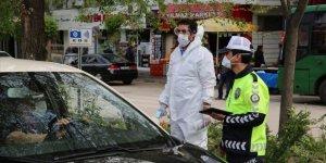 Türkiye Güven Huzur operasyonunda corona tedbirlerine uymayanlara da ceza