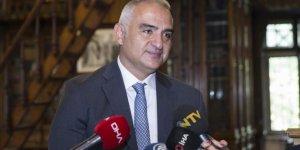 Kültür ve Turizm Bakanı Ersoy'dan rahatlatan açıklamalar