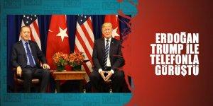 Erdoğan ile Trump arasında son dakika diyaloğu