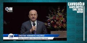 Dışişleri Bakanı Çavuşoğlu: Pandemi döneminde sağlık güvenliğinde dünyaya model olduk