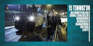 Darbenin bilinmeyenleri gerekçeli kararda: Ankara'yı ikiye bölmüşler