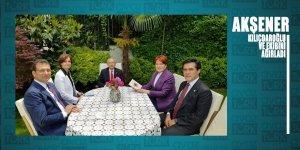 CHP-İYİ Parti ittifakına bayram dopingi