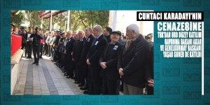 Karadayı için düzenlenen askeri törene Hulusi Akar ve Yaşar Güner de katıldı