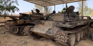 BAE'nin yüz milyonlarca dolarlık silahları Libya ordusunun eline geçti