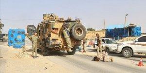 Libya ordusu Beni Velid kentine girdi