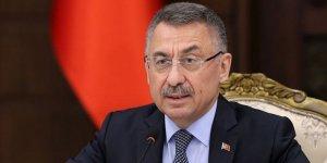 Cumhurbaşkanı Yardımcısı Oktay: Türkiye'de camiler, kiliseler, havralar yan yanadır