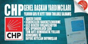 CHP'li Vekillerin Askeri Darbe, Gezi ve Öğrenci Hareketliliği heyecanı sahte Kaftancıoğlu hesabıyla yazışmalarına yansıdı