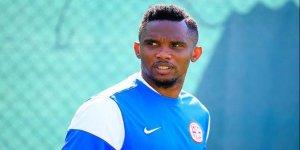 Antalyasporlu futbolcu Eto'o: Muslera adil olmayı denedi