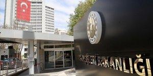 Dışişleri Bakanlığı: Fransa Libya'da karanlık işler peşinde
