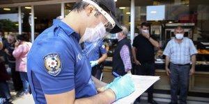 Rize'de maske takmayanlara ceza yağdı